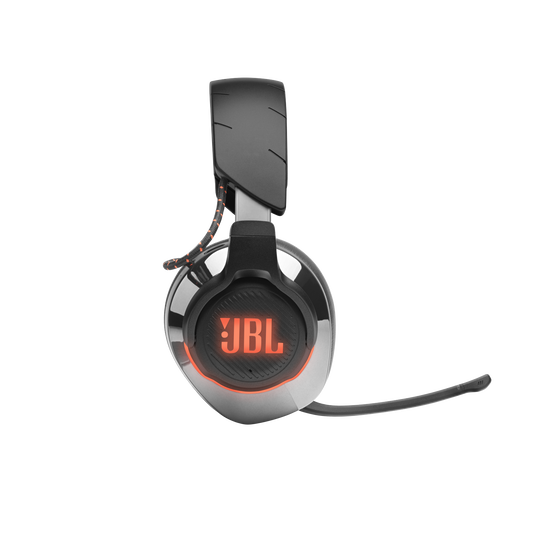 JBL Quantum 800 - Black - Wireless over-ear performance gaming headset with Active Noise Cancelling and Bluetooth 5.0 - Detailshot 3