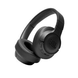 JBL TUNE 700BT - Black - Wireless Over-Ear Headphones - Hero