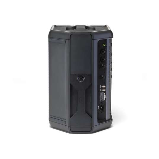 JBL EON ONE Compact - Black - All-in-One Rechargeable Personal PA  - Back