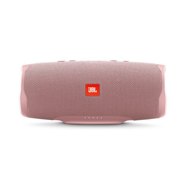 JBL Charge 4 - Pink - Portable Bluetooth speaker - Hero