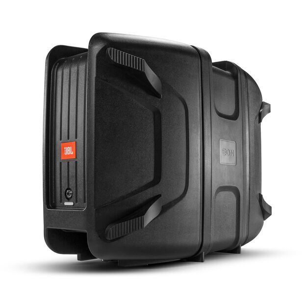JBL EON208P - Black - Portable 8 inch 2-Way PA with Powered 8-Channel Mixer and Bluetooth® - Detailshot 4