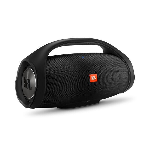 JBL Boombox - Black - Portable Bluetooth Speaker - Hero