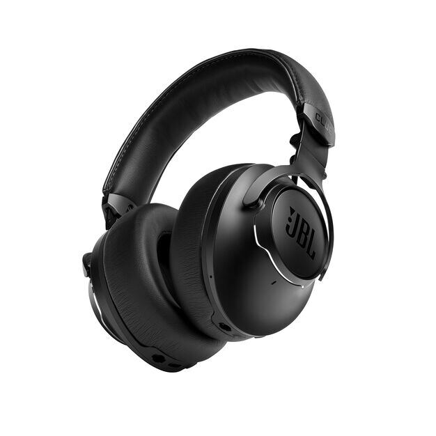 JBL CLUB ONE - Black - Wireless, over-ear, True Adaptive Noise Cancelling headphones inspired by pro musicians - Hero