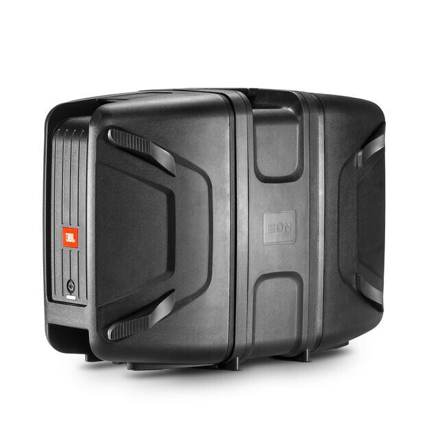 JBL EON208P - Black - Portable 8 inch 2-Way PA with Powered 8-Channel Mixer and Bluetooth® - Detailshot 2